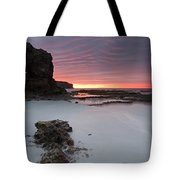 Window On Dawn Tote Bag