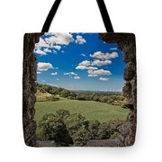 Window On The Past Tote Bag