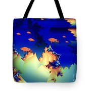 Window On The Undersea Tote Bag