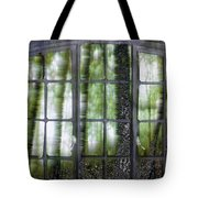 Window On The Woods Tote Bag