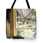 Window On Yesterday Tote Bag
