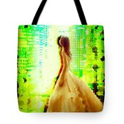 Window Reflection #0065 Tote Bag