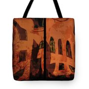 Window Reflections 1 Tote Bag