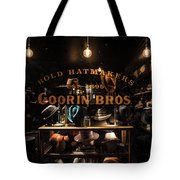 Window Shopping Color Tote Bag
