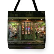 Window Shopping, French Quarter, New Orleans Tote Bag