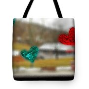 Window Stickers Tote Bag