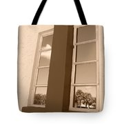 Window T Glass Tote Bag