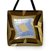 Window To Another Dimension Tote Bag
