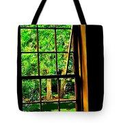 Window To My World Tote Bag
