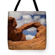 Window To The Heavens Tote Bag