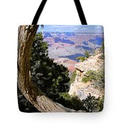 Window To The Past 21 - Grand Canyon Tote Bag