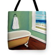 Window To The Sea No. 4 Tote Bag