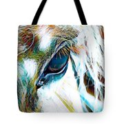 Window To The Soul 2 Tote Bag
