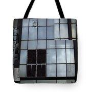 Window Washed Tote Bag