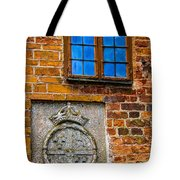 Window With Shield Tote Bag