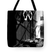 Window Workbench Tote Bag