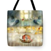 Windows And Openings Tote Bag