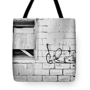 Windows And Tags Tote Bag