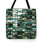 Windows I Tote Bag