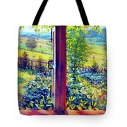 Windows Of Your Mind Tote Bag