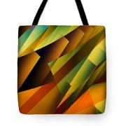 Windows On The Soul Tote Bag