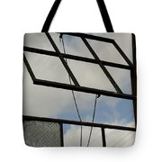 Window's Pain 4 Tote Bag