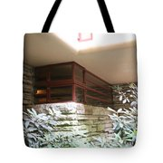 Windows Stones Fallingwater  Tote Bag