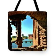 Windows To The Past Tote Bag