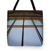 Windows Up Tote Bag