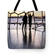 Windowscape Tote Bag
