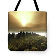 Windrift Tote Bag