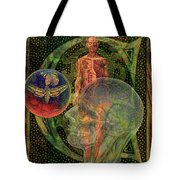 Winds Of Change Tote Bag by Joseph Mosley