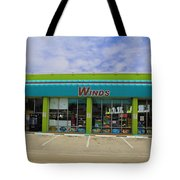 Winds Of Ft Myers II Tote Bag