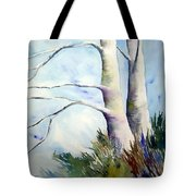 Winds Of Provence Tote Bag