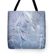 Iced Windshield  Tote Bag