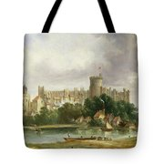 Windsor Castle - From The Thames Tote Bag