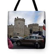 Windsor Castle #1 Tote Bag