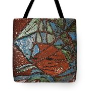 Windstorm Tile Tote Bag