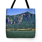 Windsurfing In The Gorge Tote Bag