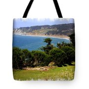 Windswept Over San Francisco Bay Tote Bag