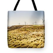Windswept Tasmania Tote Bag