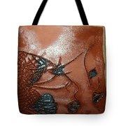 Windswept- Tile Tote Bag
