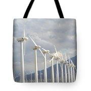 Windturbines Tote Bag