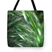 Windy Fractal Field Tote Bag