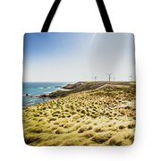 Windy Meadows Tote Bag