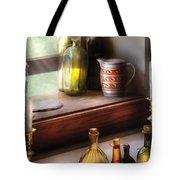 Wine - Care For A Nip Tote Bag