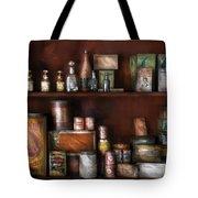 Wine - Rum And Tobacco Tote Bag by Mike Savad