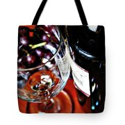 Wine And Dine 1 Tote Bag