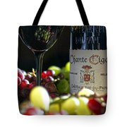 Wine Art Tote Bag