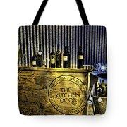 Wine Bazaar Tote Bag